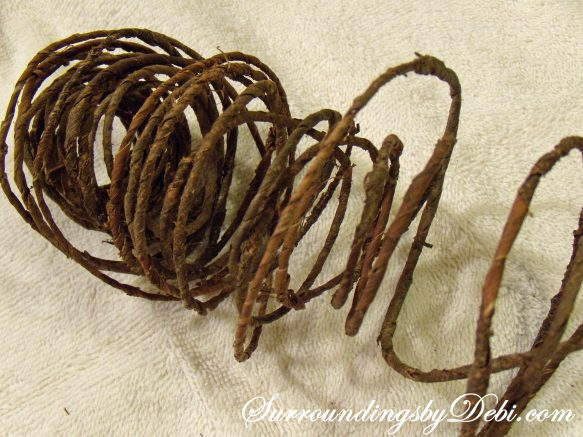 Brown Wire 2