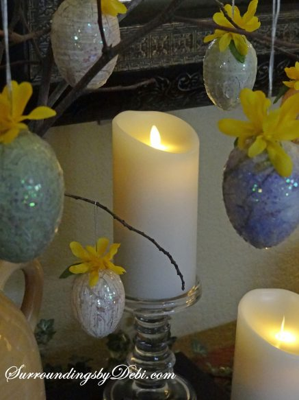 Eggs in Candlelight