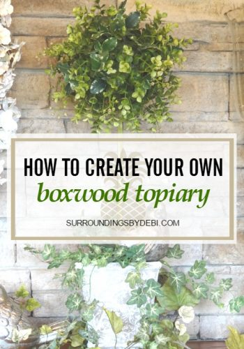 Create the Perfect Topiary with these Simple Steps