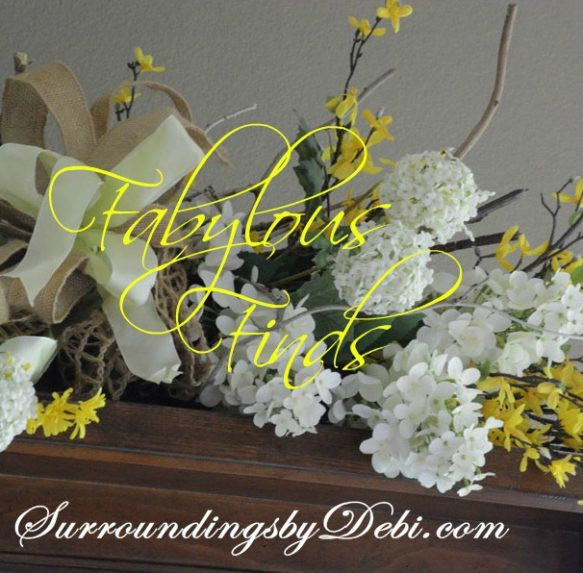 Fabulous Finds Overlay
