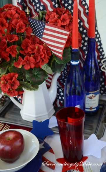 Patriotic-Table