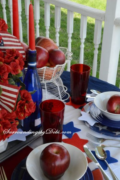 Patriotic-Table-View