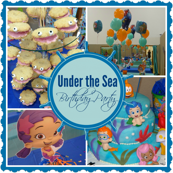 Under the Sea Birthday Parties