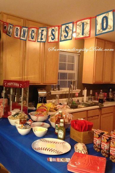 Concession-Stand