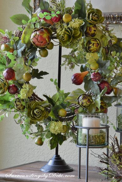 Artichoke-Garland-Wreath
