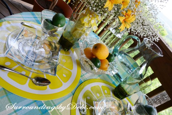 Citrus-Tablescape---Fun-Place-Ma