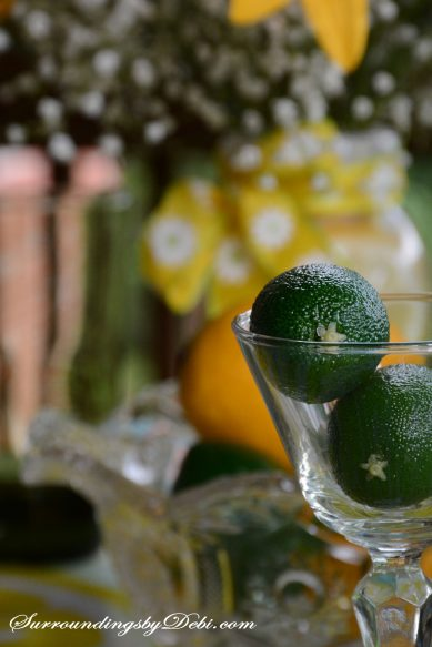 Citrus-Tablescape---Lime-in-Glas
