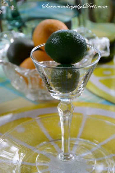 Citrus-Tablescape---Mini-Lime