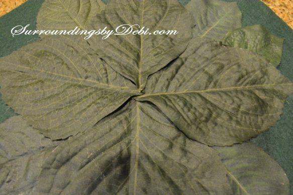 Geranium-Placemats-Leaves