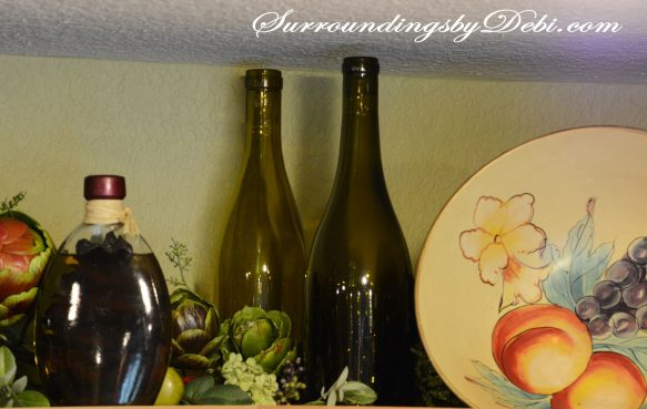 Kitchen-Cabinet-Wine-Bottle