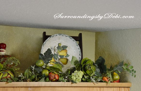 Kitchen-Cabinets-Fruit-Bowl