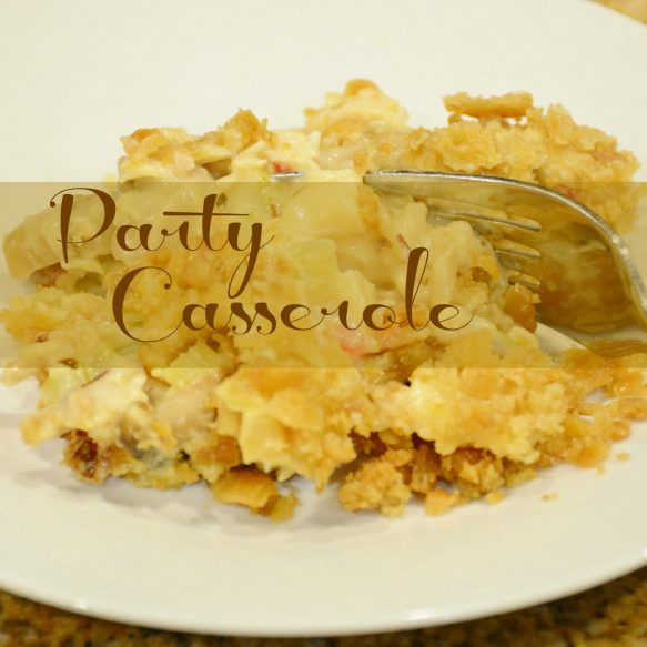 Party Casserole Overlay