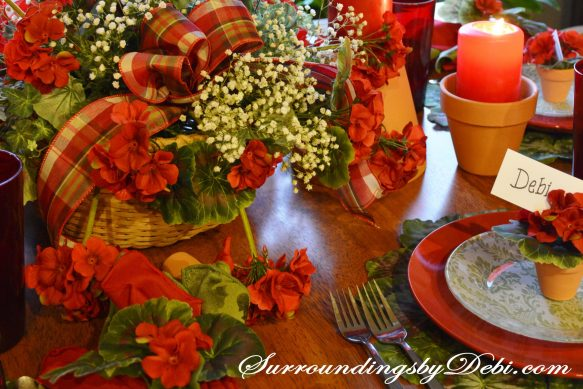 Red-Geranium-Tablescape-Ba-
