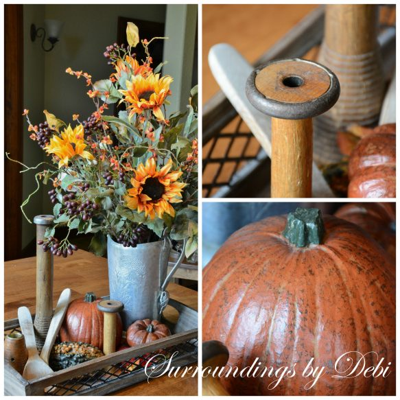 Fall Vignette Collage