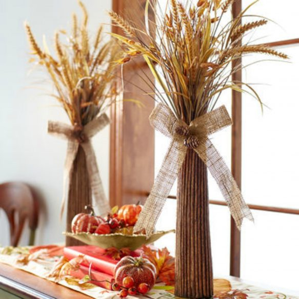 Pier One Wheat Sheaf
