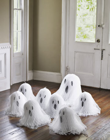 Country Living Ghosts