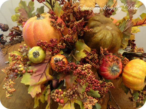 Fall Faux Arrangement