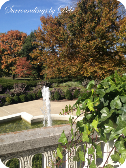 Fall at the Kentucky State Capitol
