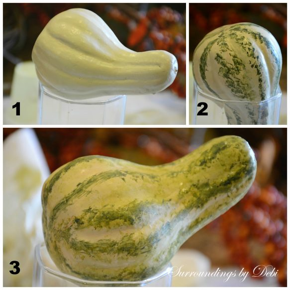 Gourd Collage