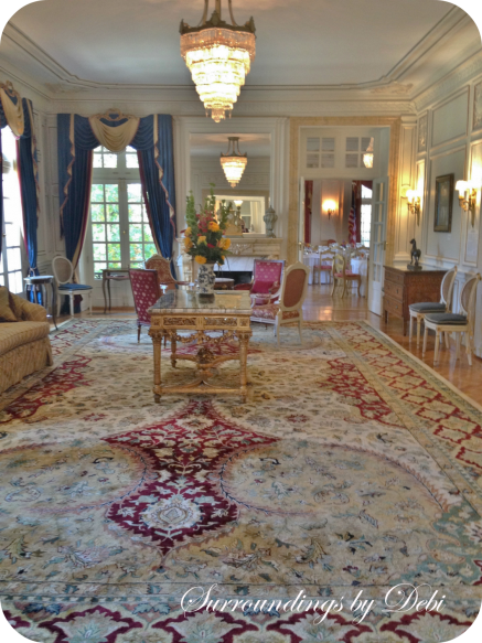 Governors Mansion Reception Room