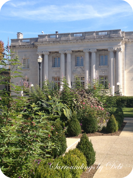Kentucky Governors Mansion Overview