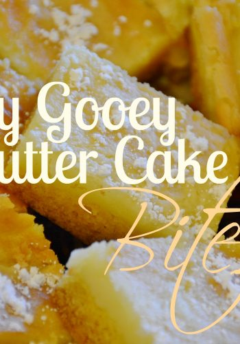 Ooey Gooey Butter Cake – A Delicious Treat!