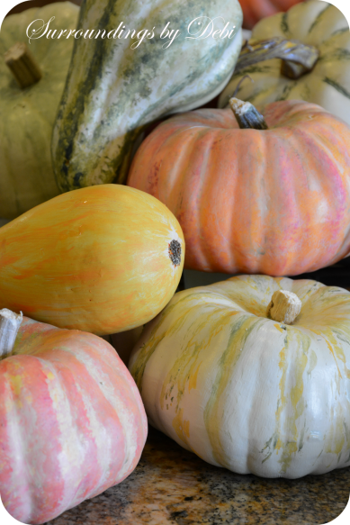 Pumpkin Assortment