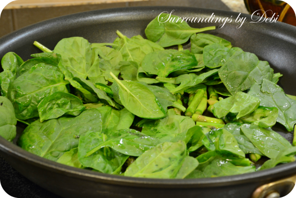 Spinach Mixture