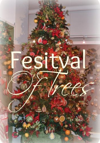 Festival of Trees – Starting the Season
