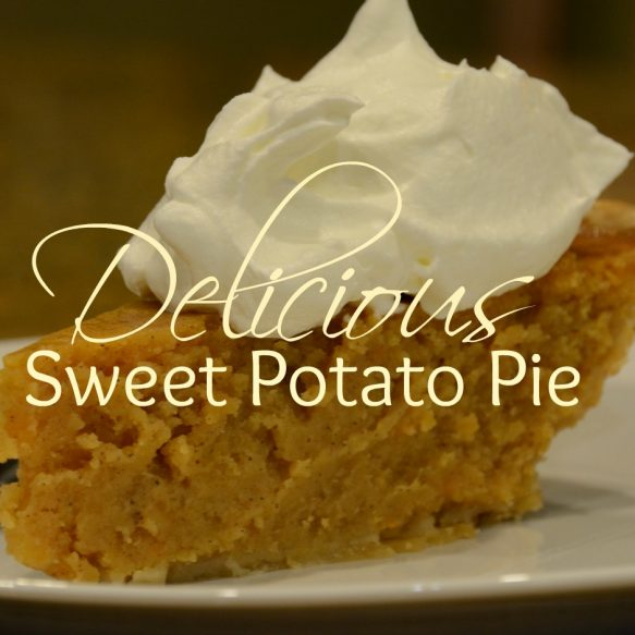 Sweet Potato Pie Overlay