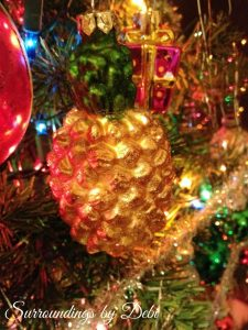 Pineapple Ornament Gift