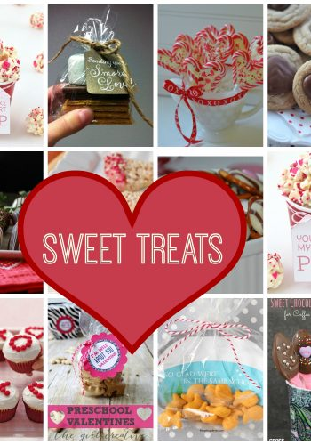 A Dozen Sweet Treats for Valentine's Day!