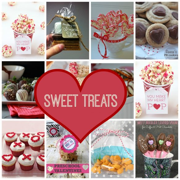 Sweet Treat Collage