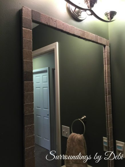 Tiled Mirror and Light