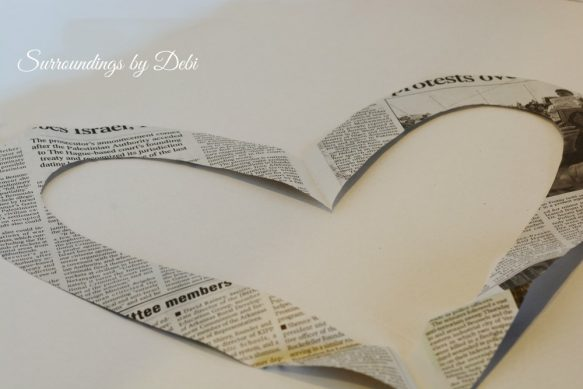 Newspaper Pattern