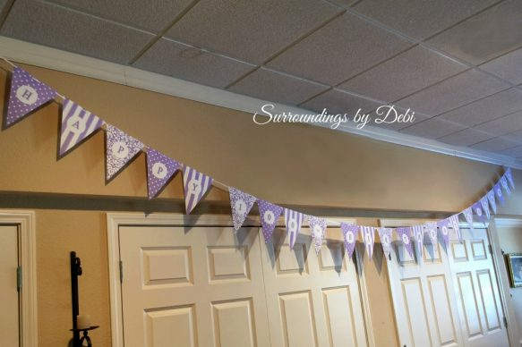 100th Birthday Party Ideas Banner