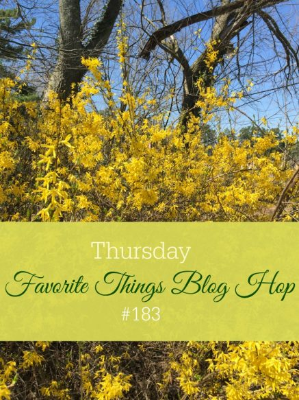 Favorite Things #183