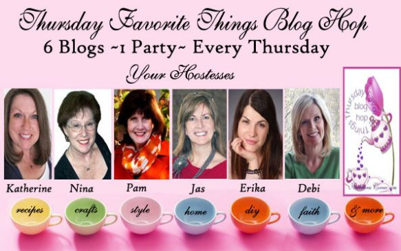 thursday favorite things hostesses final 2015