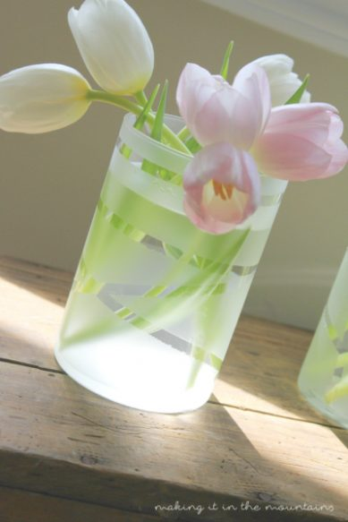 7-Dollar-Store-Vases-making-it-in-the-mountains