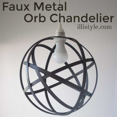 Faux-Metal_orb_chandelier-500x500
