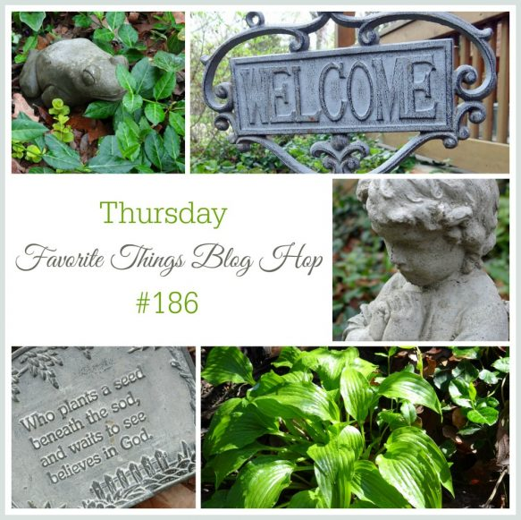 Favorite Things Blog Hop #186