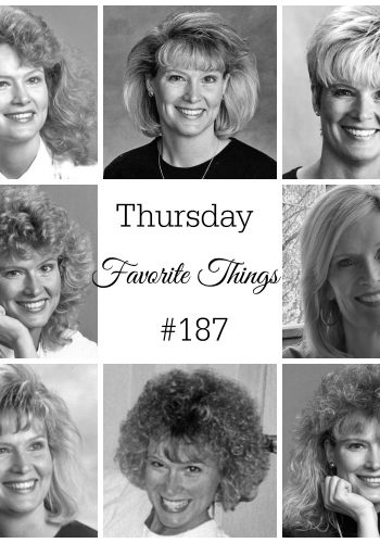 Thursday Favorite Things Blog Hop #187