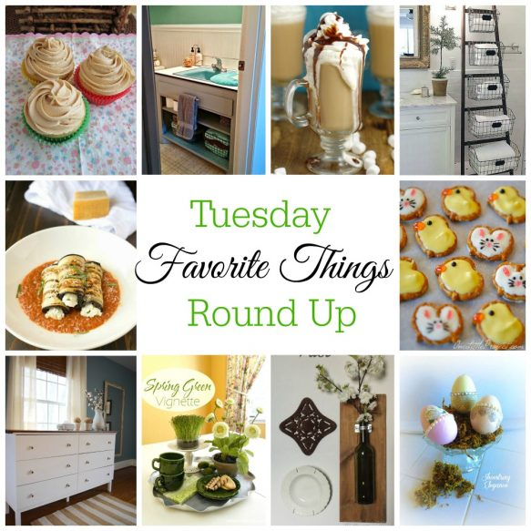 Favorite Things Collage