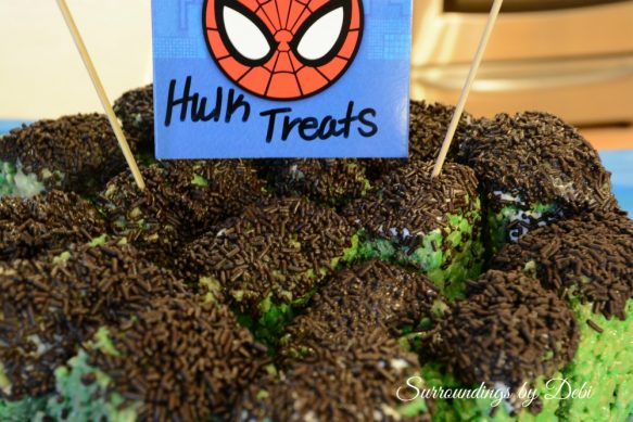 Hulk Treats