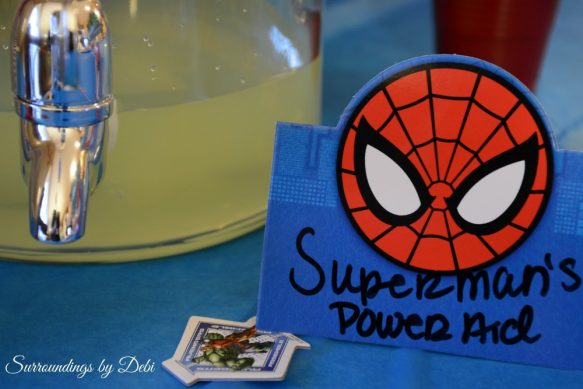 Supermans Power Aid