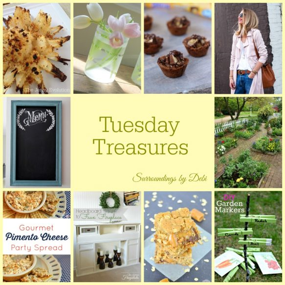 Tuesday Treasures