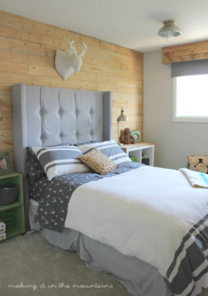 17-One-Room-Challenge-Rustic-Boys-Bedroom-making-it-in-the-mountains