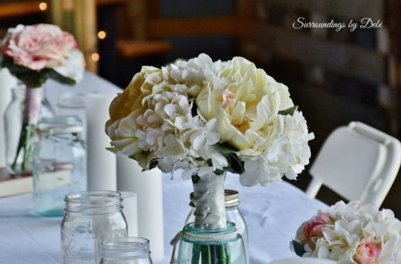 Bridal Boka for a Rustic Wedding