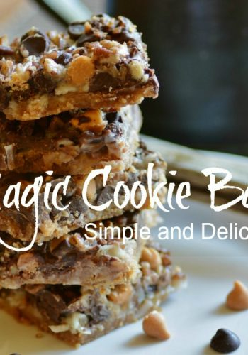 Magic Cookie Bars – Simple and Delicious
