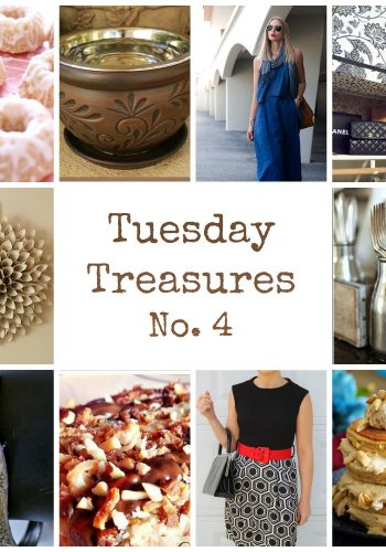Tuesday Treasures No. 4